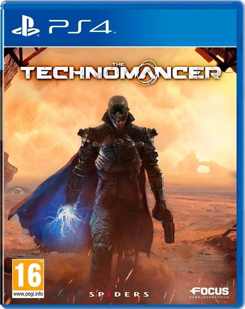 The Technomancer PL/ENG PS4 1