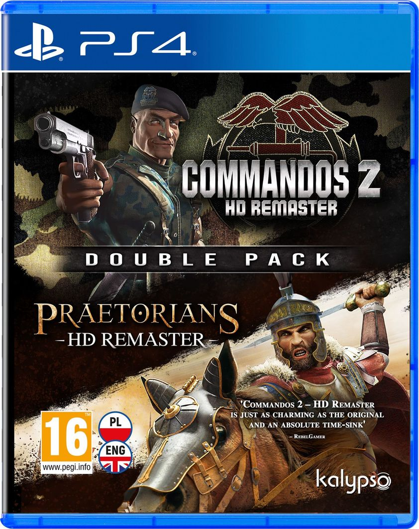 Commandos 2 & Praetorians: HD Remaster Double Pack 1