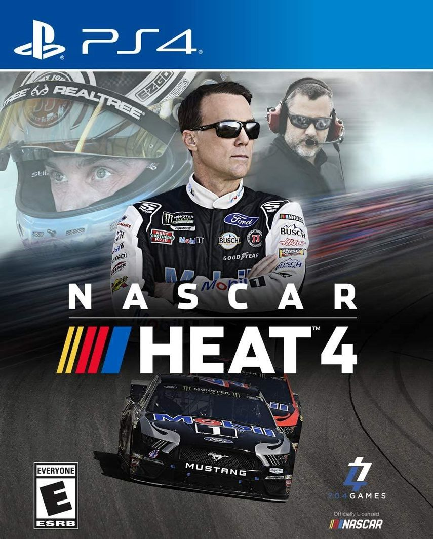 Nascar Heat 4 PS4 1