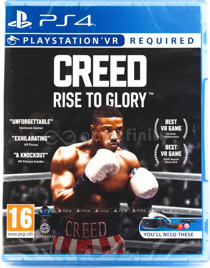 Creed: Rise to Glory VR PS4 1