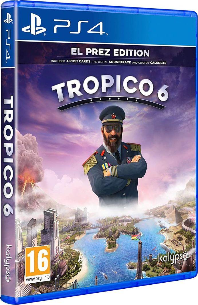 Tropico 6 PS4 1
