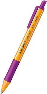 Stabilo Długopis POINTBALL fioletowy (6030/58) 1
