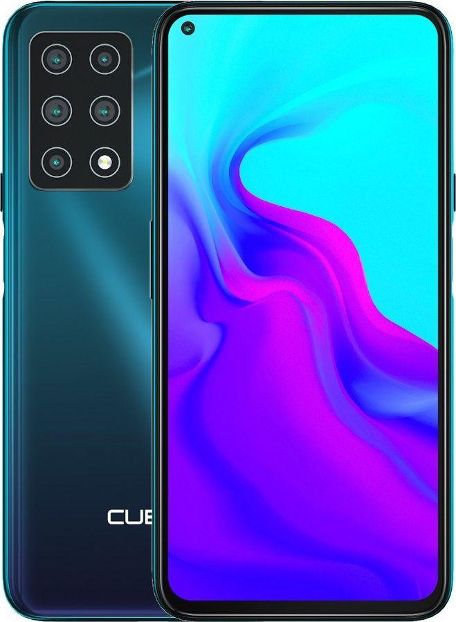 Smartfon Cubot X30 128 GB Dual SIM Zielony  (1533-uniw) 1
