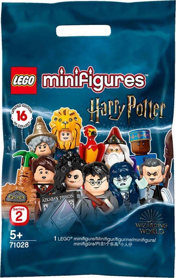 LEGO Minifigures Minifigurki seria 2 (71028) 1
