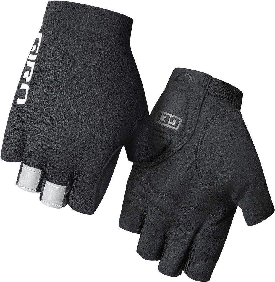 Giro Rękawiczki męskie GIRO XNETIC ROAD krótki palec black roz. XL (obwód dłoni 248-267 mm / dł. dłoni 200-210 mm) (NEW) 1