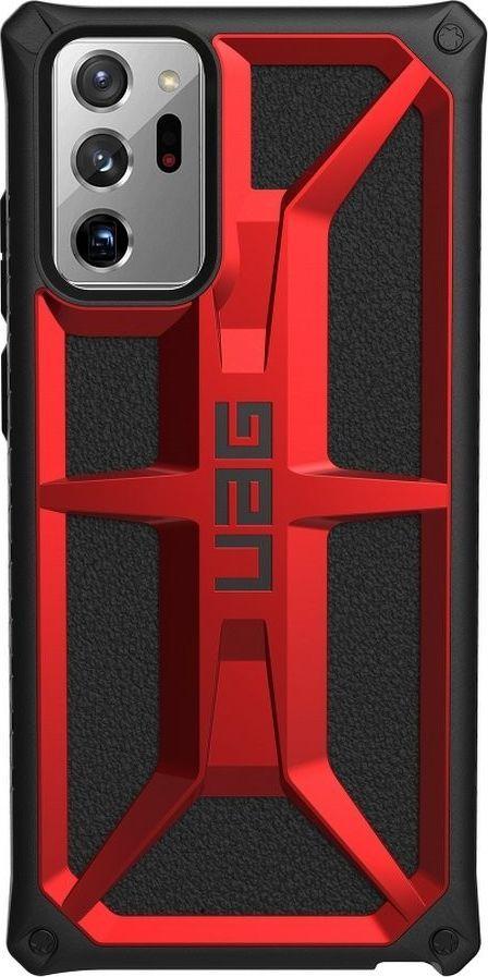Urban Armor Gear UAG Monarch - obudowa ochronna do Samsung Galaxy Note 20 Ultra (czerwona) 1