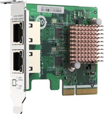 Karta sieciowa Qnap QXG-2G2T-I225 1