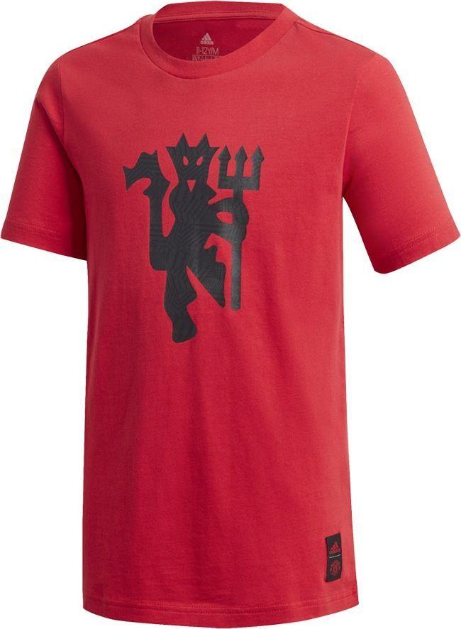Adidas Czerwony 128 cm 1