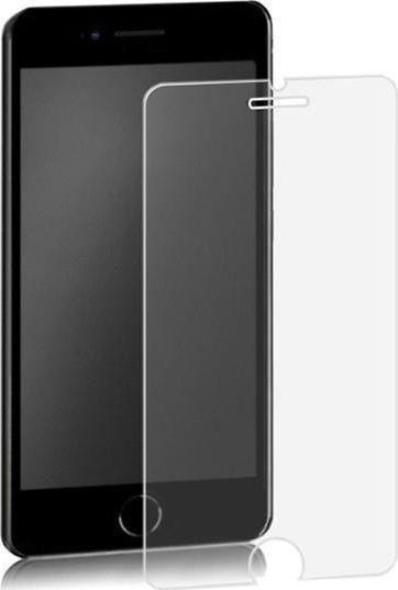 Qoltec Szkło ochronne hartowane PREMIUM Qoltec do iPhone SE (2020) | Pełne 1