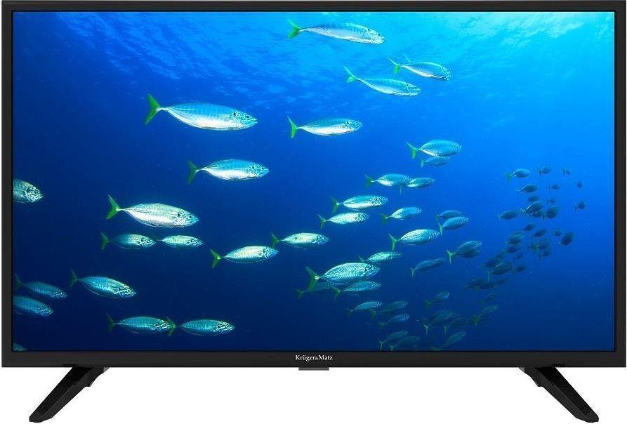 Telewizor Kruger&Matz KM0232-T2 DLED 32'' HD Ready  1