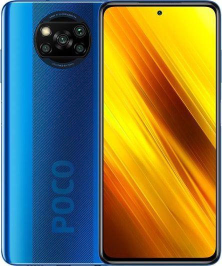 Smartfon Xiaomi POCO X3 6/128GB NFC BLUE (29595) 1