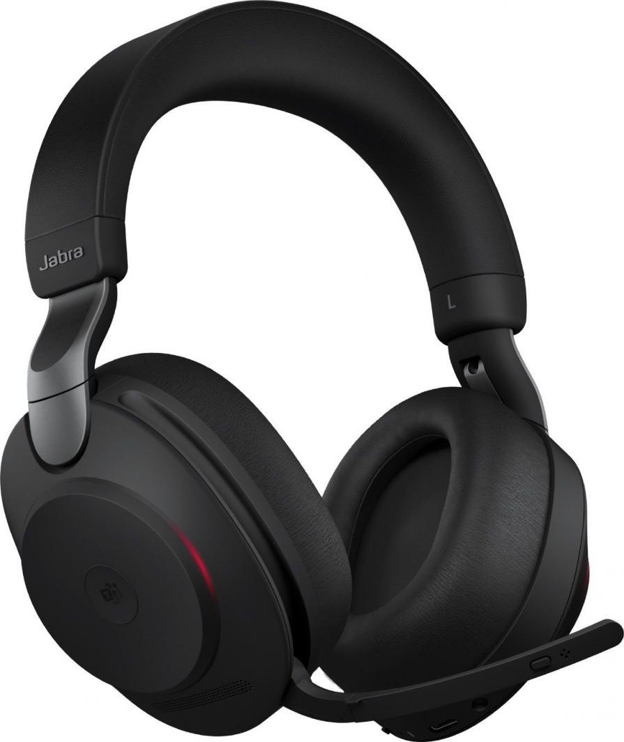 Słuchawki z mikrofonem Jabra Evolve2 85 Stand Link380a MS Stereo (28599-999-989) 1