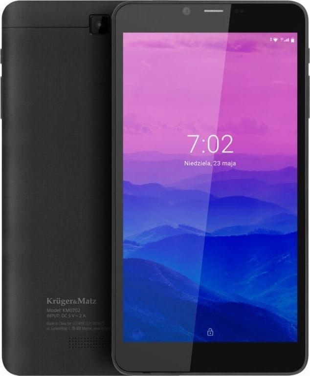 "Tablet Kruger&Matz Eagle 702 7"" 16 GB 4G LTE Czarny  (KM0702) 1"