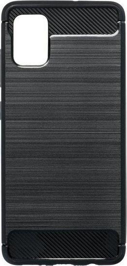 Etui Carbon Samsung A51 5G A516 czarny /black 1