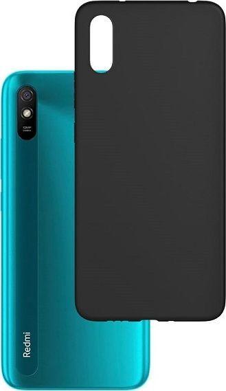 3MK Matt Case Xiaomi Redmi 9A czarny  1