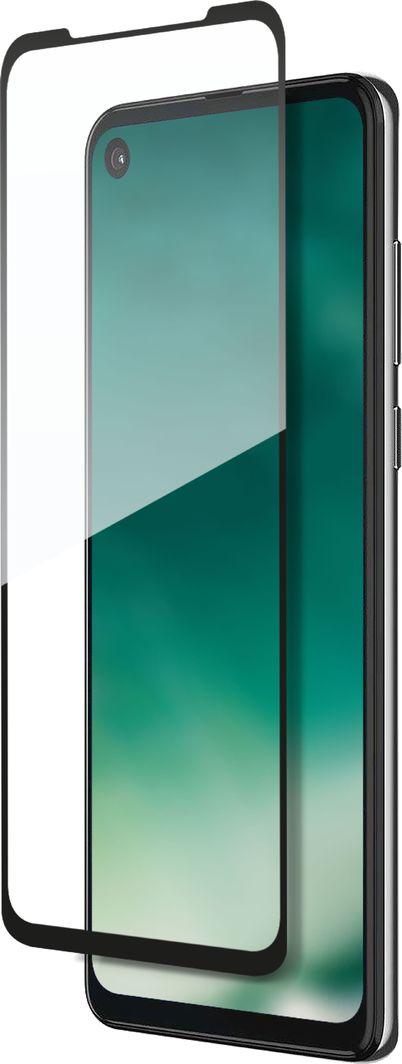 Xqisit XQISIT Tough Glass E2E for Moto One Vision black 1