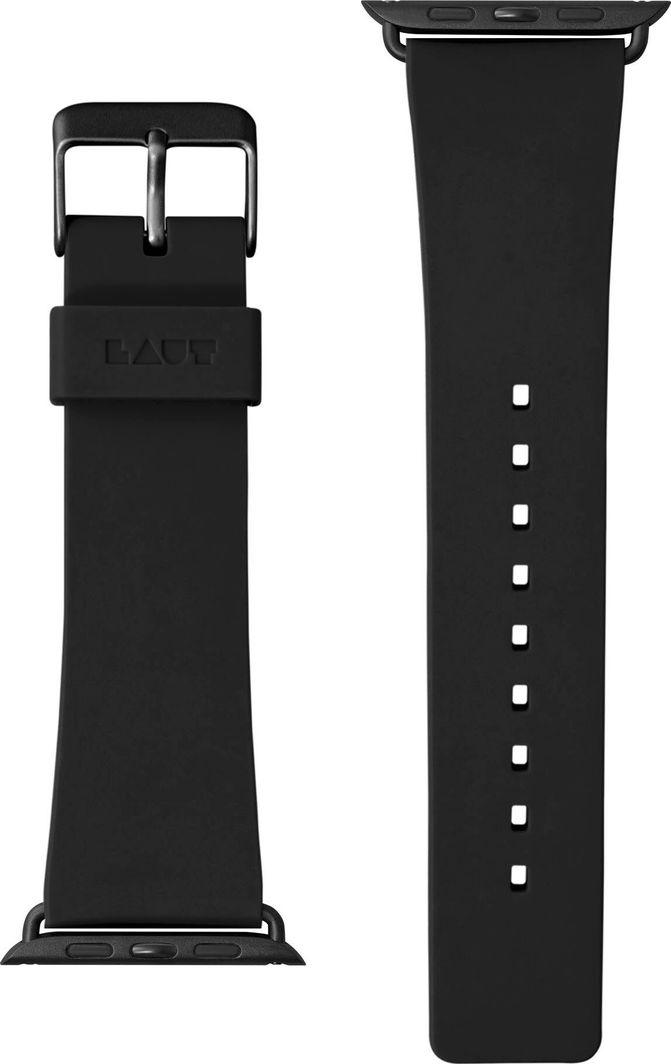 LAUT Laut Active for Apple Watch 42mm Onyx Black 1