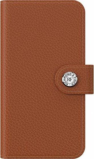 Richmond & Finch Richmond & Finch Wallet for iPhone 6/6S/7/8 brown 1