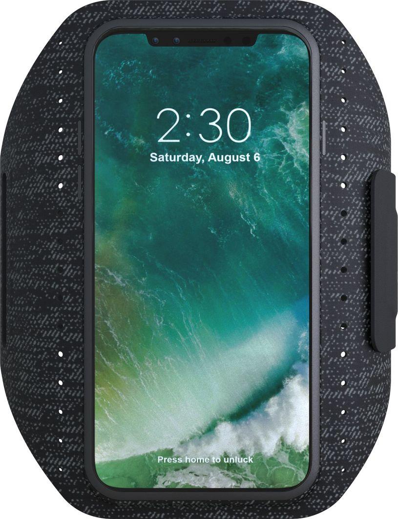 Adidas adidas SP Sport Armband FW17 for iPhone X/Xs black 1