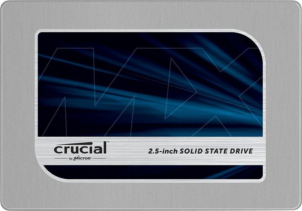 "Dysk SSD Crucial 250 GB 2.5"" SATA III (CT250MX200SSD1) 1"