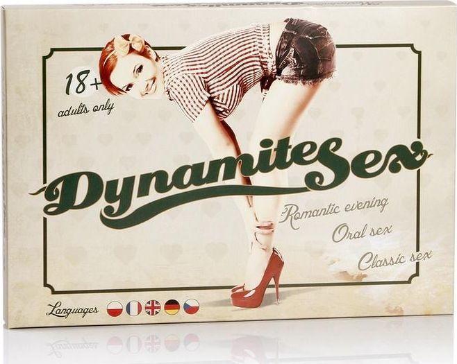GrajmyRazem Dynamite Sex - gra multijęzykowa 1