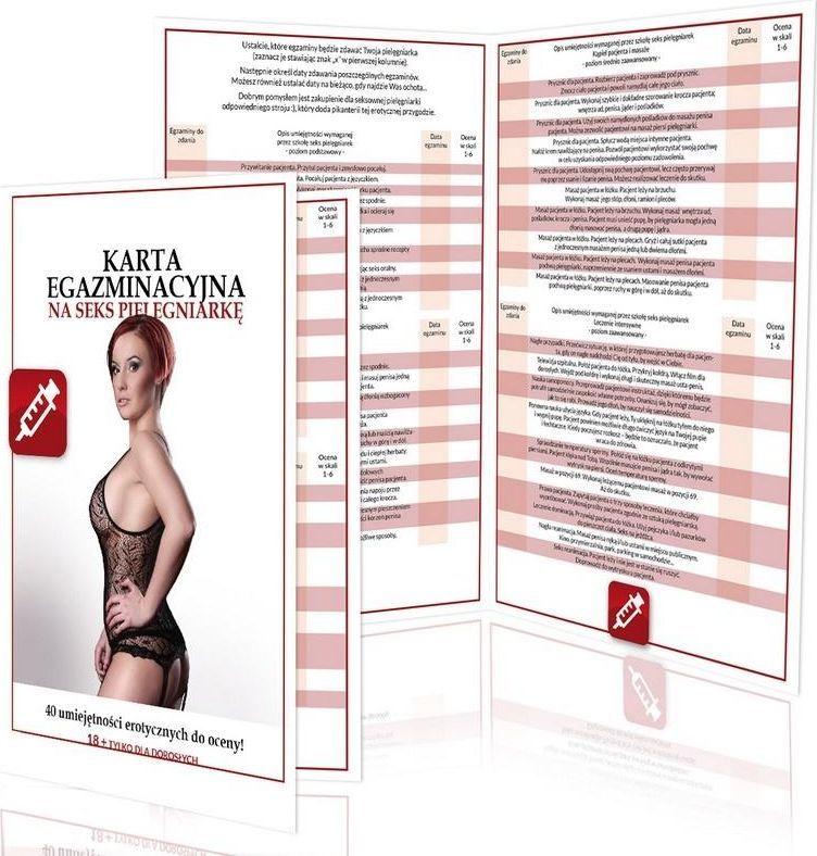 GrajmyRazem Karta egzaminacyjna na Seks Pielęgniarkę 1