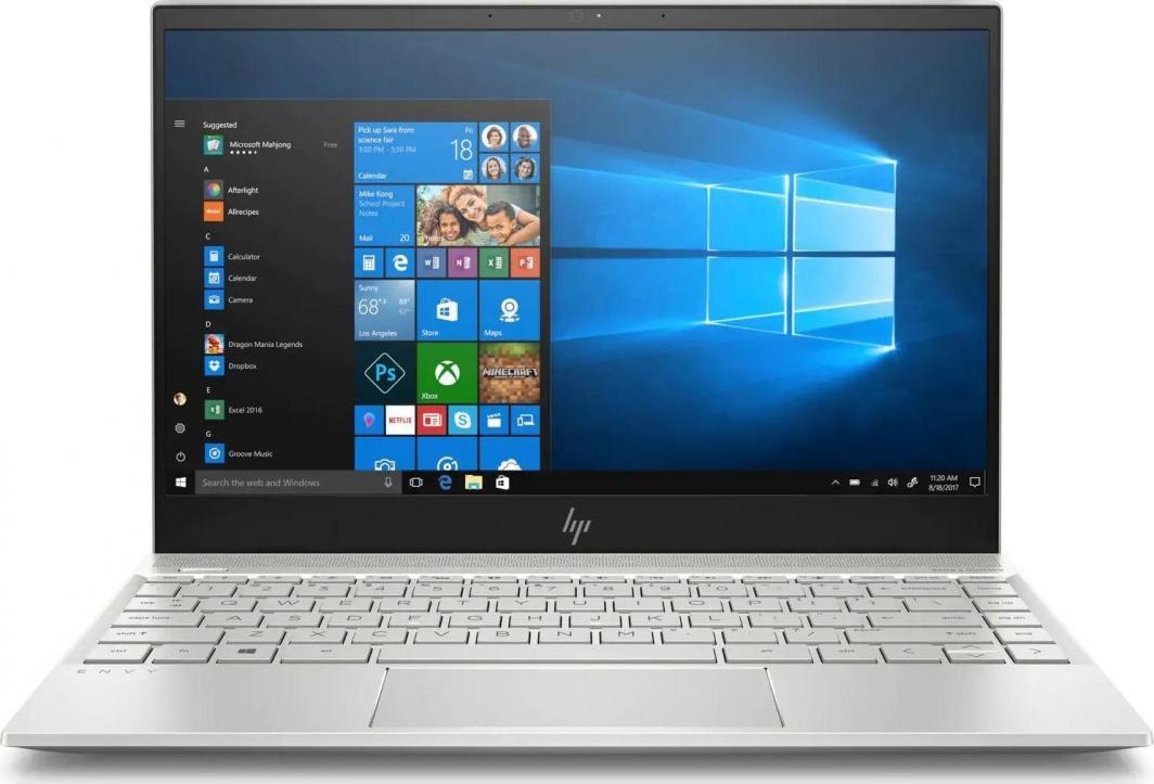 Laptop HP ENVY 13-aq0004nw (7BW86EA) 1