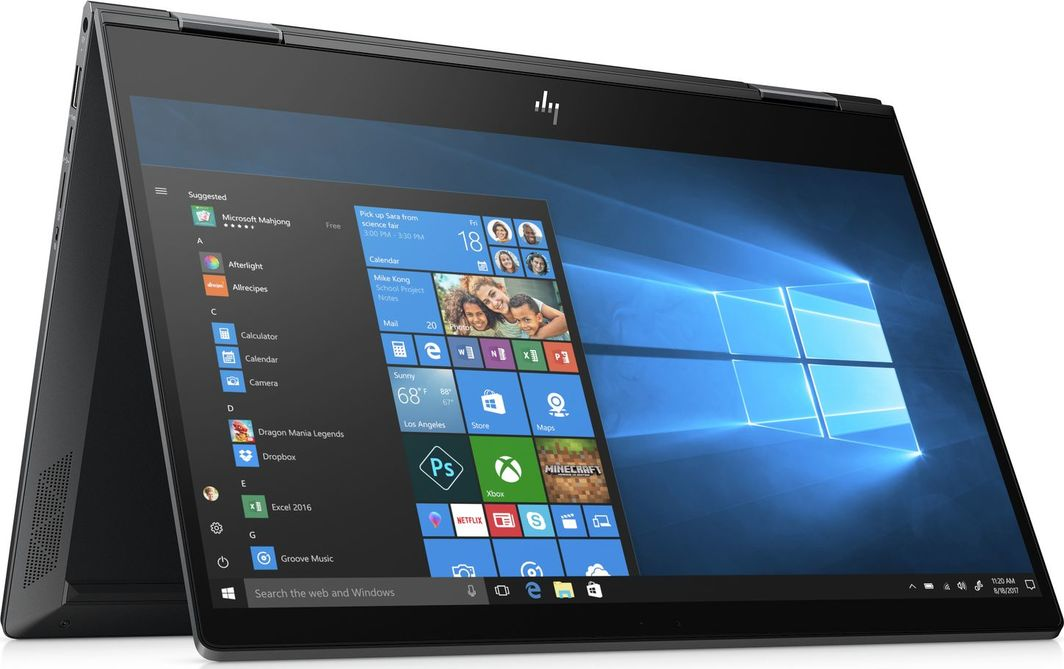 Laptop HP Envy x360 13-ar0021nw (155G6EA) 1