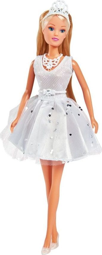Simba Steffi w sukni z kryształami Swarovskiego 3+ Simba 1