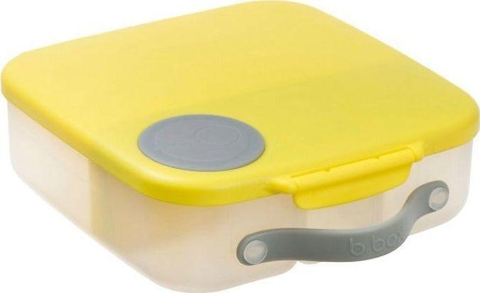 B.Box Lunchbox Lemon Sherbet 3+ B.Box 1