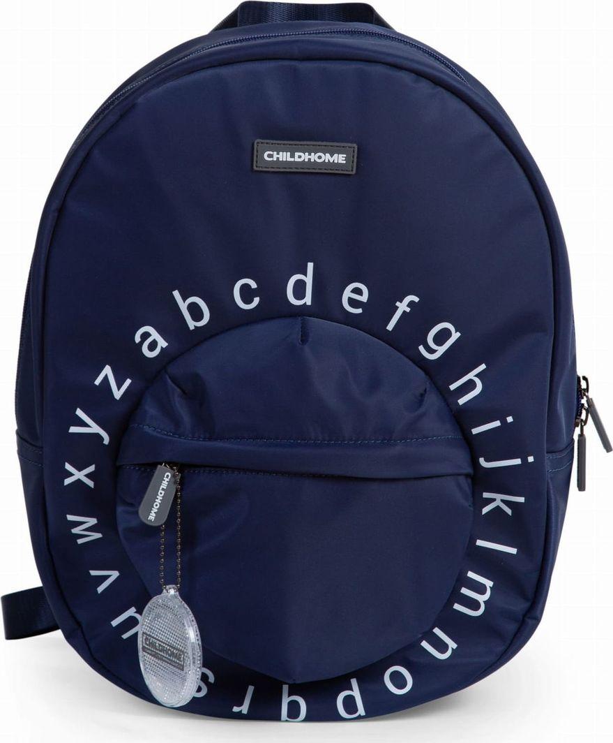 Childhome Plecak dziecięcy ABC Granatowy Childhome 1
