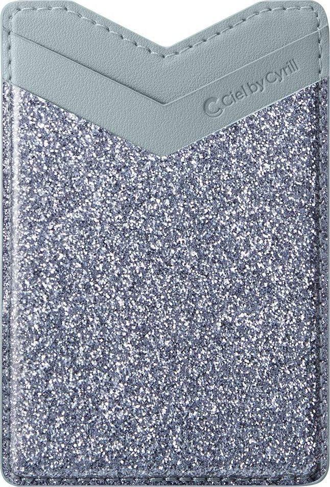 Spigen Portfel etui na kartę Cyrill Shine szary (101702)  1
