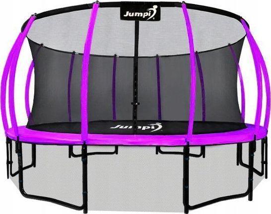 Jumpi Trampolina ogrodowa Maxy Comfort Plus z siatką wewnętrzną 14FT 435cm 1