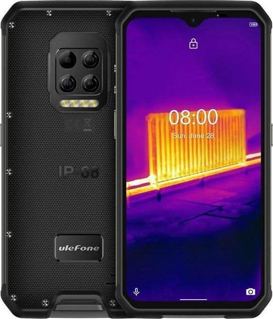 Smartfon UleFone Armor 9 128 GB Dual SIM Czarny  (ulefon_20200914165937) 1