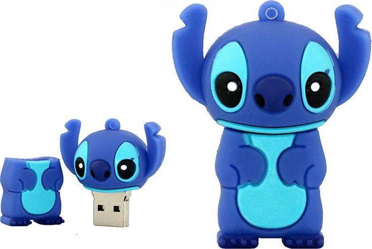 Pendrive Dr. Memory PENDRIVE STITCH Lilo & Stitch USB Flash 32GB PREZENT uniwersalny 1