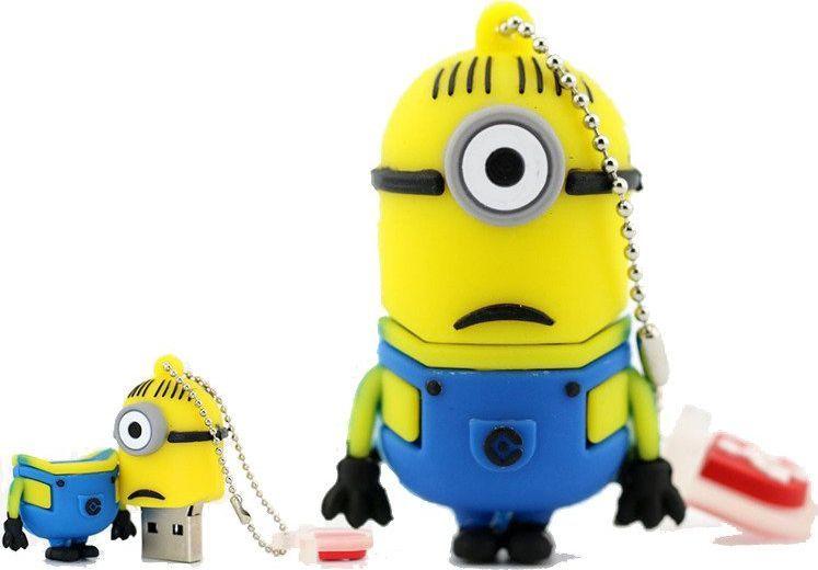 Pendrive Dr. Memory PENDRIVE MINIONKI Minionek Stuart USB Flash 32GB uniwersalny 1