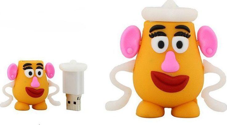 Pendrive Dr. Memory PENDRIVE PANI Bulwa Toy Story Flash uniwersalny 1