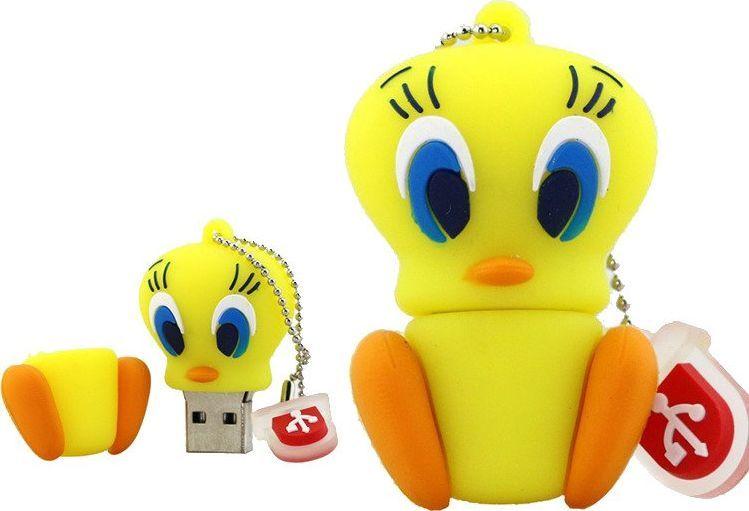 Pendrive Dr. Memory PENDRIVE TWEETY PTASZEK USB Flash uniwersalny 1