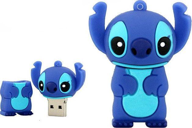 Pendrive Dr. Memory PENDRIVE STITCH Lilo & Stitch USB Flash BAJKA 64GB uniwersalny 1