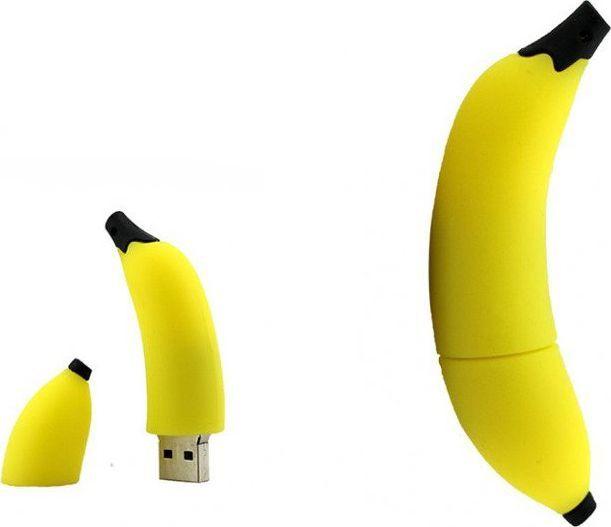 Pendrive Dr. Memory PENDRIVE BANAN Banany USB Flash 32GB uniwersalny 1