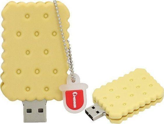 Pendrive Dr. Memory PENDRIVE HERBATNIK Ciastko USB WYSYŁKA24h 32GB uniwersalny 1