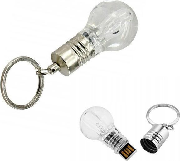 Pendrive Dr. Memory PENDRIVE ŻARÓWKA ENERGOOSZCZĘDNA USB Pamięć 32GB uniwersalny 1