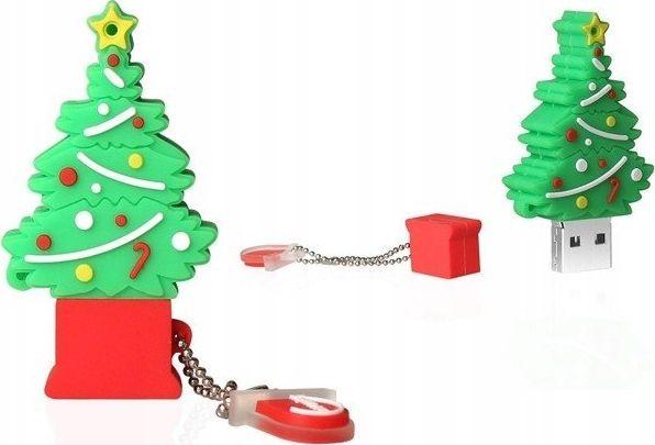Pendrive Dr. Memory PENDRIVE CHOINKA Święta Prezent USB PAMIĘĆ FLASH uniwersalny 1