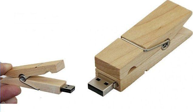 Pendrive Dr. Memory PENDRIVE SPINACZ Do Prania USB 64GB uniwersalny 1