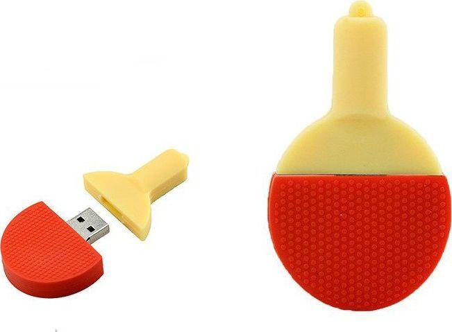 Pendrive Dr. Memory PENDRIVE PALETKA Pingpong USB 64GB uniwersalny 1
