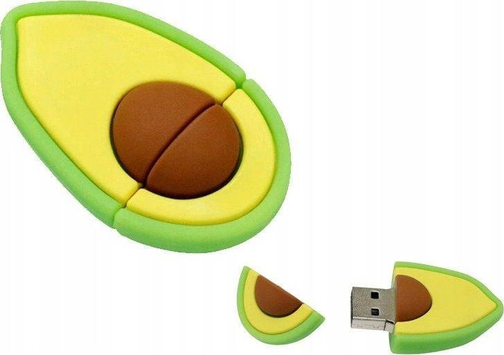 Pendrive Dr. Memory PENDRIVE AWOKADO Owoc USB Flash 16GB uniwersalny 1
