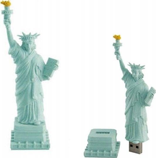 Pendrive Dr. Memory PENDRIVE STATUA Wolności USA USB 16GB uniwersalny 1