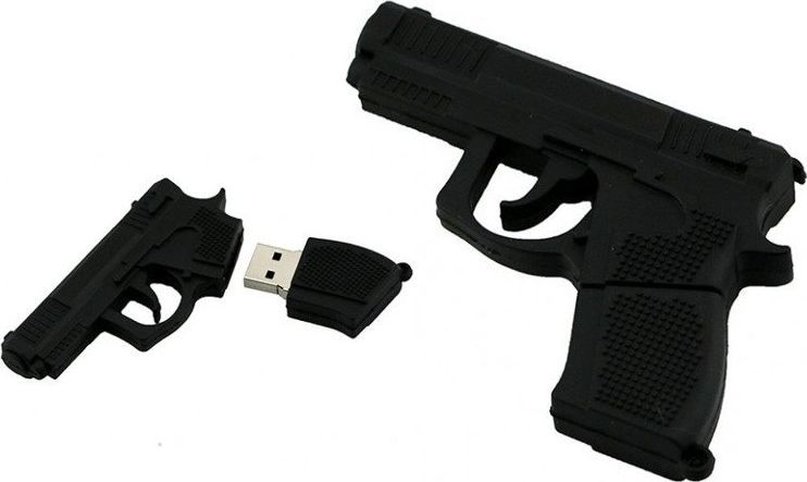 Pendrive Dr. Memory PENDRIVE PISTOLET Beretta USB Flash uniwersalny 1