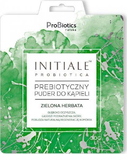 ProBiotic Prebiotyczny puder do kąpieli - zielona herbata - Łagodzi podrażnienia skóry - ProBiotics 1