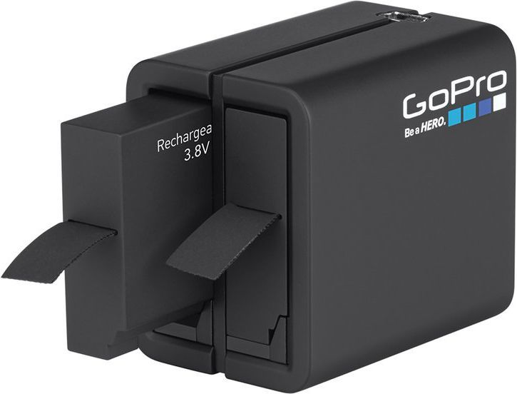 GoPro Dual Battery Charger (for HERO4) (AHBBP-401) 1
